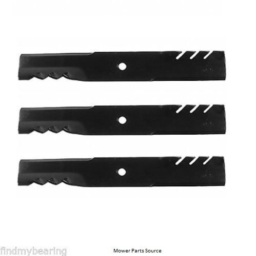 Snapper Pro Mower Deck Mulch Blades 61/'/' S200XT  .240 THICK S175X S125XT