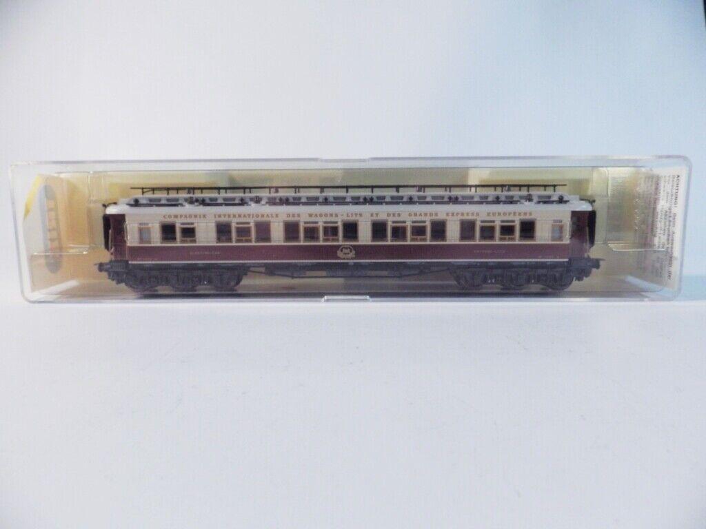 Trix Express  3390, H0, Sleeper CIWL Orient Express, Ep. III, OVP, MDR, read  peu coûteux