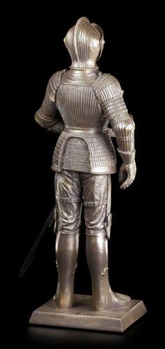 Fantasy Mittelalter Krieger Ritterrüstung Deko Große Ritter Figur mit Schwert