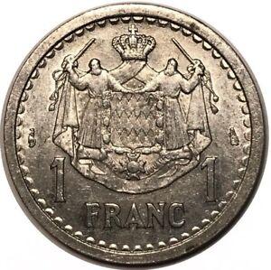 MONACO-1-FRANC-1943
