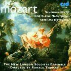 Mozart: Symphony No. 29; Eine Kleine Nachtmusik; Serenata Notturna (2016)