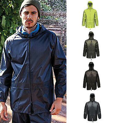 Intelligent Regatta Classics Pro Stormbreak Jacket Trw408 -workwear Labourers Outerwear Coat