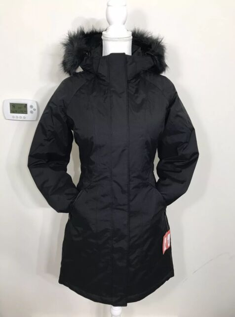 eea05bf79 The North Face Women's Arctic Parka Down Coat TNF Black XS S M L XL