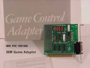 IBM-PC-XT-AT-Game-Port-Control-Adapter