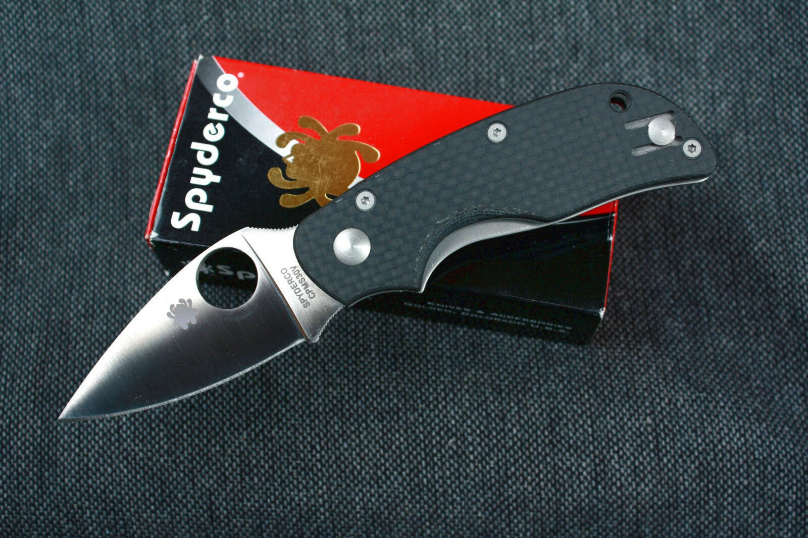 Spyderco C129CFP  Cat knife messer  shop online today