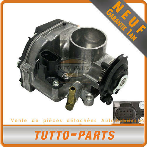 Corps Papillon d'Admission d'Air Golf 4 Polo Lupo Seat Skoda Octavia 030133064F