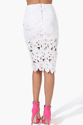 Hook Flower Crochet Pencil Skirt LC71066 Women casual summer 2016 new fashion