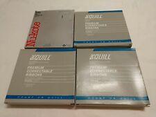 Nukote B192 Quill 711312 Ribbon For 1337761 Ibm Wheelwriter 3 5 6 Lot Of 4