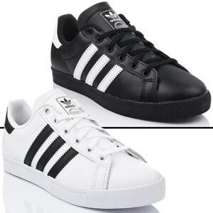 Details zu ADIDAS COAST STAR J Sneaker Damenschuhe Schuhe Turnschuhe Leder  ORIGINALS