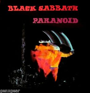 BLACK-SABBATH-cd-cvr-PARANOID-Official-SHIRT-LRG-New-ozzy-osbourne