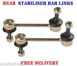 Fits Toyota Celica 85-90 Rear Stabilizer Links Drop Links (fits Left & Right)