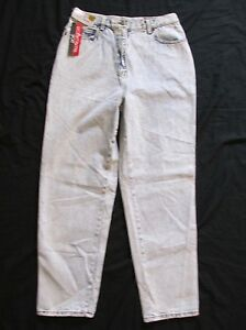ade10f04d4ba0b New with Tags Vintage Women s Geoffrey Hunter Light Blue Jeans Size ...