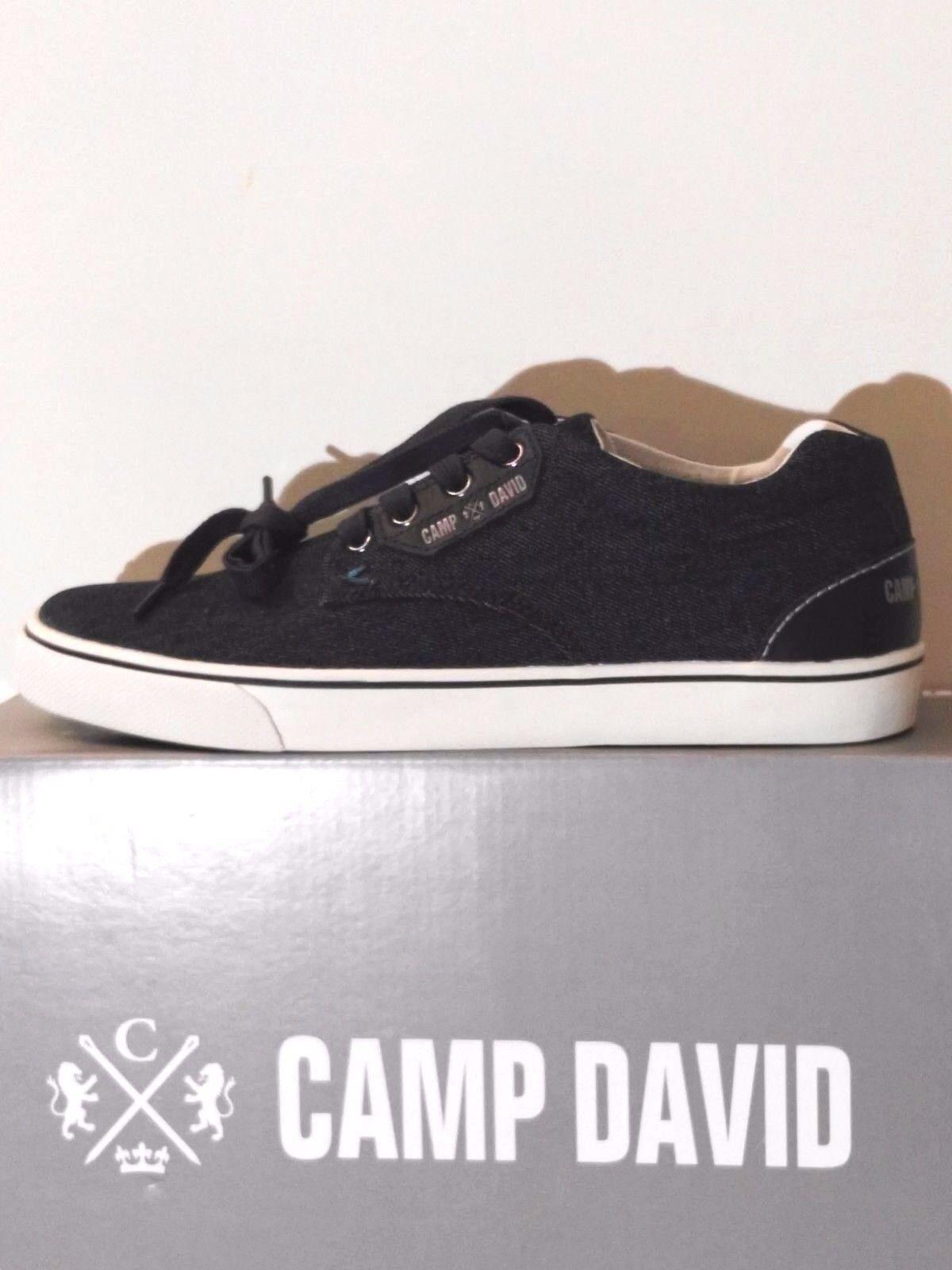 CAMP CAMP CAMP DAVID,Man ,Turnschuhe,RABATT 30%%%  Blau Navy,1755-8207,Original.  f64180