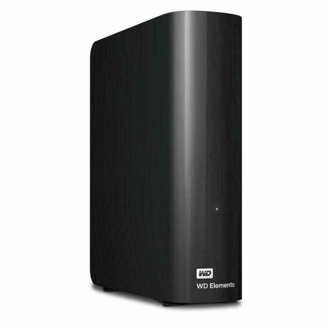 WD Elements 8TB Desktop External Hard Drive - USB 3.0 - FAST FREE POST