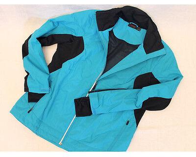 Damen Jacke Ski Langlaufjacke türkis Größe 42 bis 48 TCM / Tchibo NEU
