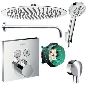 Hansgrohe Shower Select Unterputz Duscharmatur Set Ibox Armatur