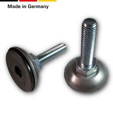 ETSTF-AD80-10X50 Stellfuß Gelenkfuß Gelenkstellfuss M10x50 80mm Fuß