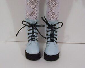 """BLACK Patent MJ CF Doll Shoes For Dianna Effner 13/"""" Little Darling Vinyl Debs"""