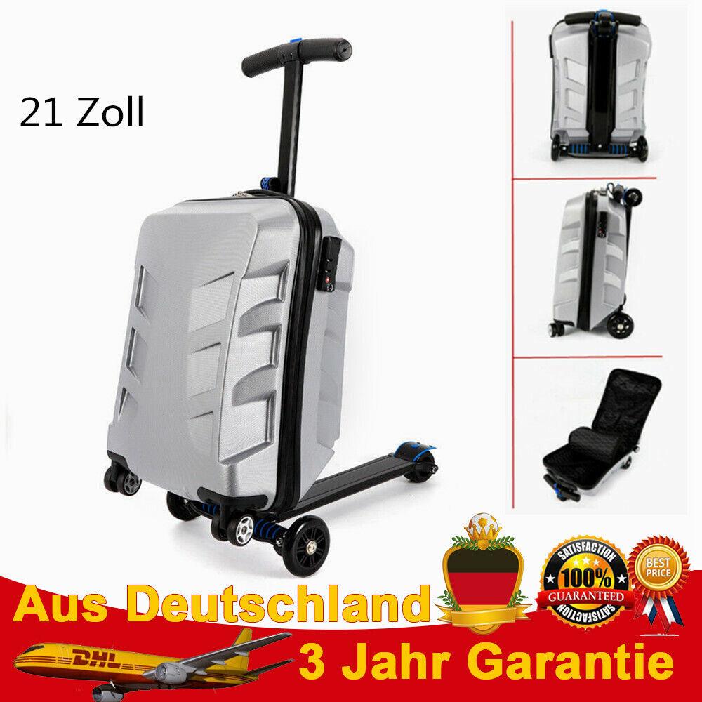 Scooter Scooter con Cochero maleta de viaje caso  de viaje scooter scooter equipaje de mano con 3 ruedas  la red entera más baja