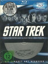 Star Trek 11 Wie alles begann Blu-Ray NEU OVP Sealed Dt. Ausg.Limitierte Sondere