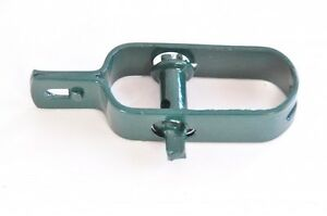 Détails sur 30stück Tendeur de fil métallique vert Câble pour le plomb  Clôture Clé grillage