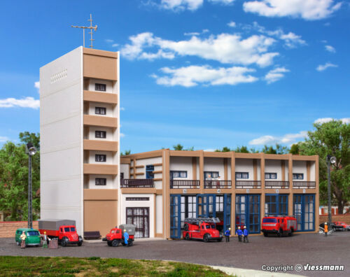 Casa del parque nuevo//en el embalaje original Vollmer h0 3815 43815