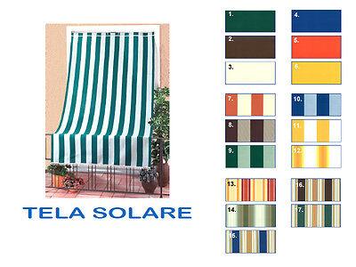 Tessuti Per Tende Da Sole Per Esterni Prezzi.Tessuto Tenda Da Sole H 140 Cm Vendita Al Metro Idrorepellente