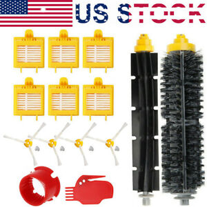 1Pcs Replacement 3 Armed Side Brush For iRobot Roomba 500 600 700 Series L^