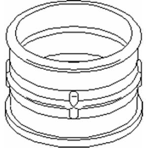 TUBO FLESSIBILE ARIA approvvigionamento-Topran 206 877