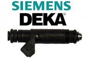 Details about NEW Siemens Deka 1000cc High Impedance Universal Fuel  Injectors