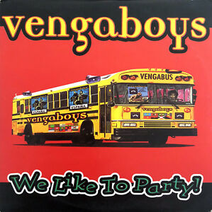 Vengaboys-CD-Single-We-Like-To-Party-France-G-EX
