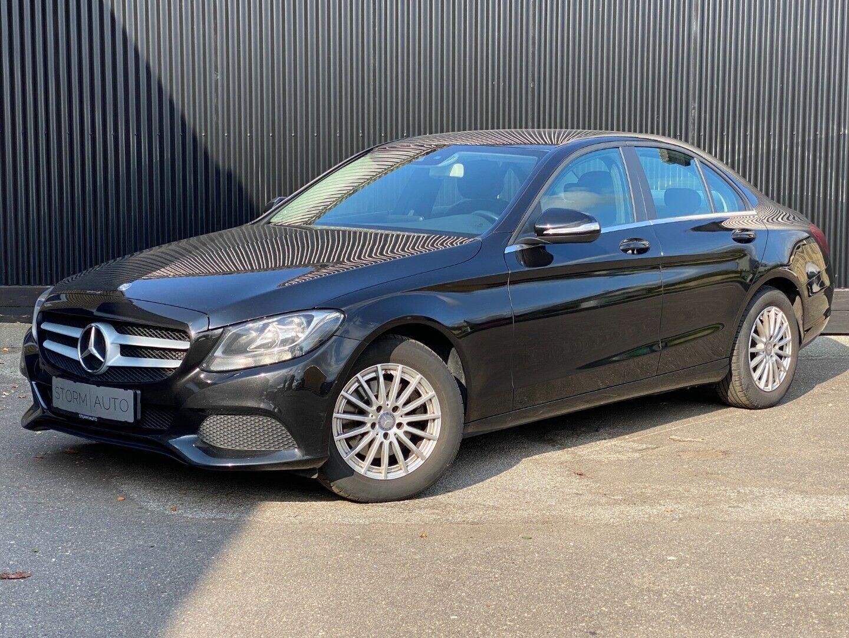 Mercedes C220 2,2 BlueTEC 4d - 219.900 kr.