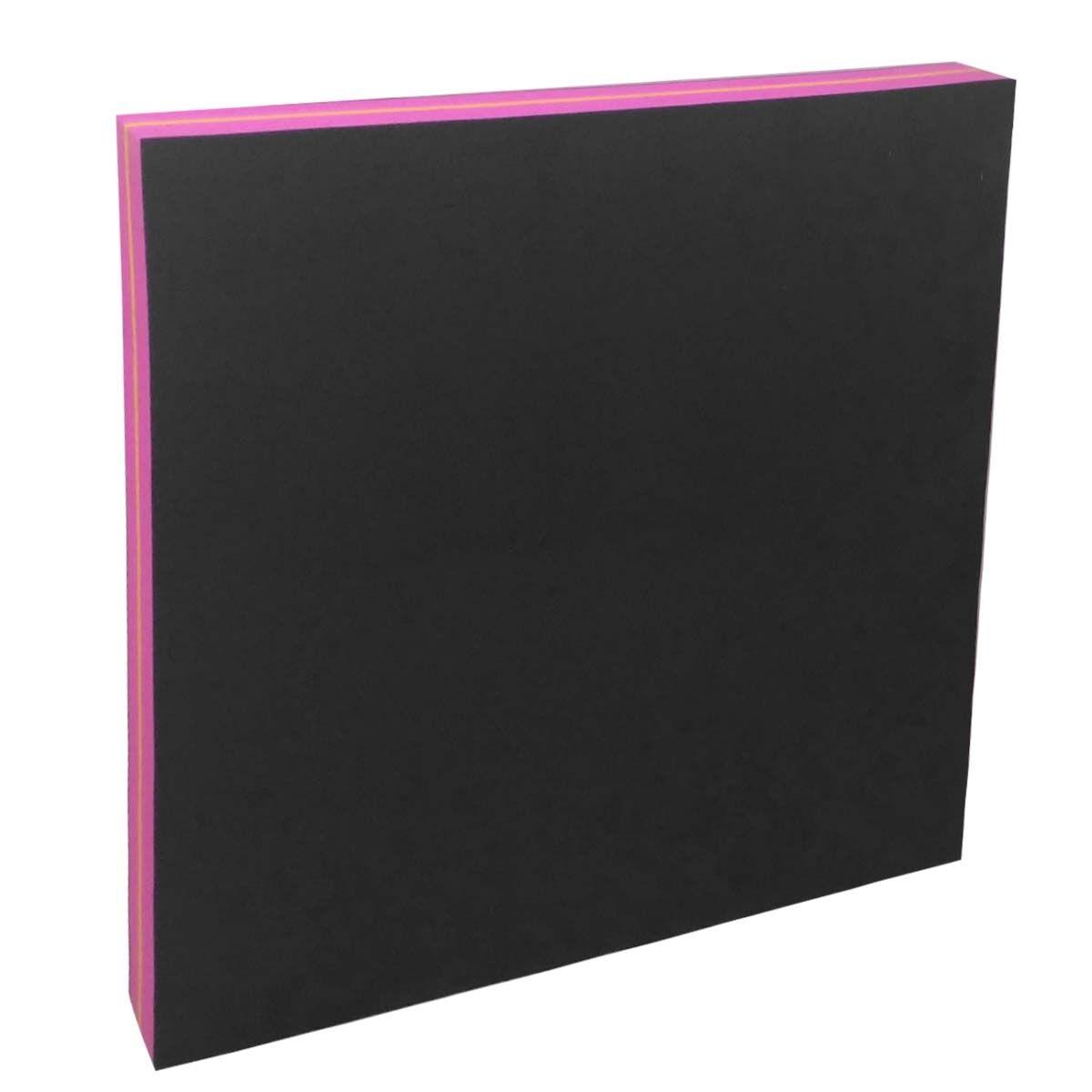 Battifreccia Target Sintetico per Arco 80x80 cm Bersaglio Spessore 11 cm