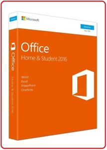 Retail-Factory-Sealed-Microsoft-Office-2016-Home-and-Student-FOR-1-PC-Windows