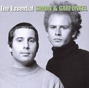 Simon-and-Garfunkel-The-Essential-REMASTERED-2-CD-NEW