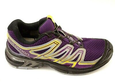 Salomon Womens Size 7 Wings Flyte 2 Trail Running Outdoor Hiking Running Shoes | eBay