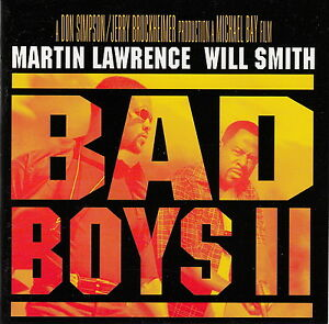 Compilation-CD-Bad-Boys-II-The-Soundtrack-France-M-EX