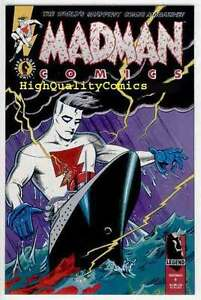 MADMAN-4-NM-Mike-Allred-1994-Monsters-Dave-Stevens-more-in-store