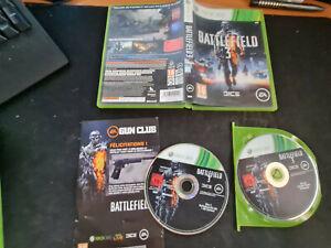 BATTLEFIELD 3 - XBOX 360 - MICROSOFT  - XBOX X - XBOX ONE (RC)