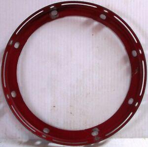 Meccano - 143 Circulaire Poutre 128cm Diamètre Mi Rouge Original D'occasion