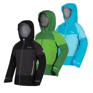 7b97de516298 Regatta Aptitude II Kids Waterproof Breathable Isotex 15000 Jacket ...