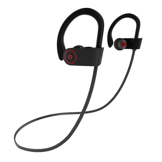 Best Beats Waterproof Ipx7 Bluetooth Earbuds Sports Wireless Headphones For Sale Online Ebay