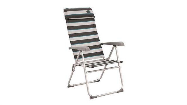 Easy Camp Capella Folding Chair 2018 Campingstuhl grau
