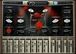 xln audio reel machines adpak samples addictive drums tr 808 909 sound expansion ebay. Black Bedroom Furniture Sets. Home Design Ideas