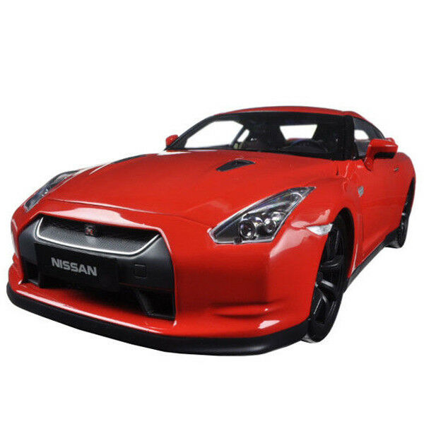 Norev 188051 2008 Nissan Skyline GTR R-35 1 18 Model Car rot