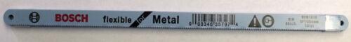 "Bosch HFM1018 10/"" Bi-metal Hacksaw Blade 10pcs BULK"