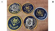 BSA Campmaster Crew Chief patch badge of office//position patch SALE