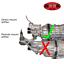CUBE-Speed-Supra-short-shifter-suit-Toyota-Supra-W50-W55-W57-W58-R154-78-2002 thumbnail 4
