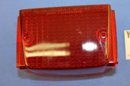 NOS OEM NEW FACTORY YAMAHA XJ650 XJ650L XV750 TAIL LIGHT LENS 4H7-84721-60