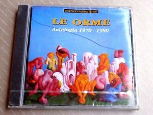 LE-ORME-ANTOLOGIA-1970-1980-CD-1993-NUOVO-E-SIGILLATO